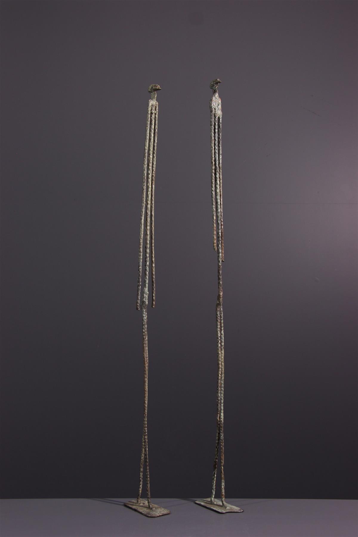 Bronzes Dogon - Art africain