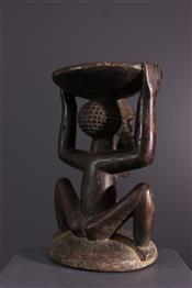 Tabourets, chaises, trônesTabouret Luba