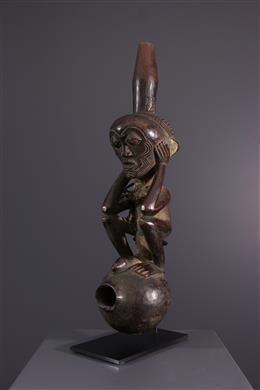 Pipe figurative Lulua