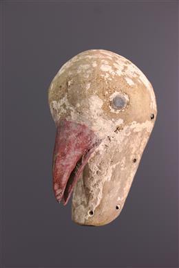 Art africain - Masquette animalière Luba