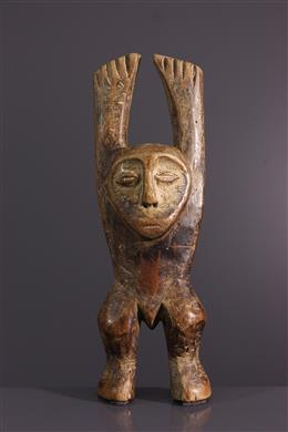 Art africain - Statuette Lega Kasangala
