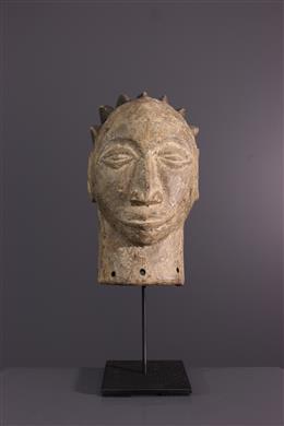Art africain - Masque figuratif Luba