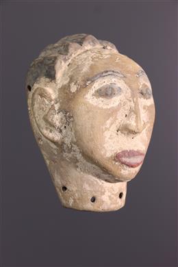 Art africain - Masquette figurative Luba