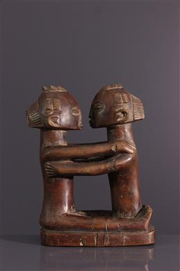 Statuettes Luba - Art africain