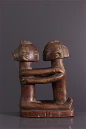 Statuettes Luba