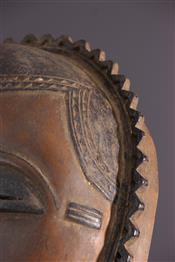 Masque africainMasque Baule