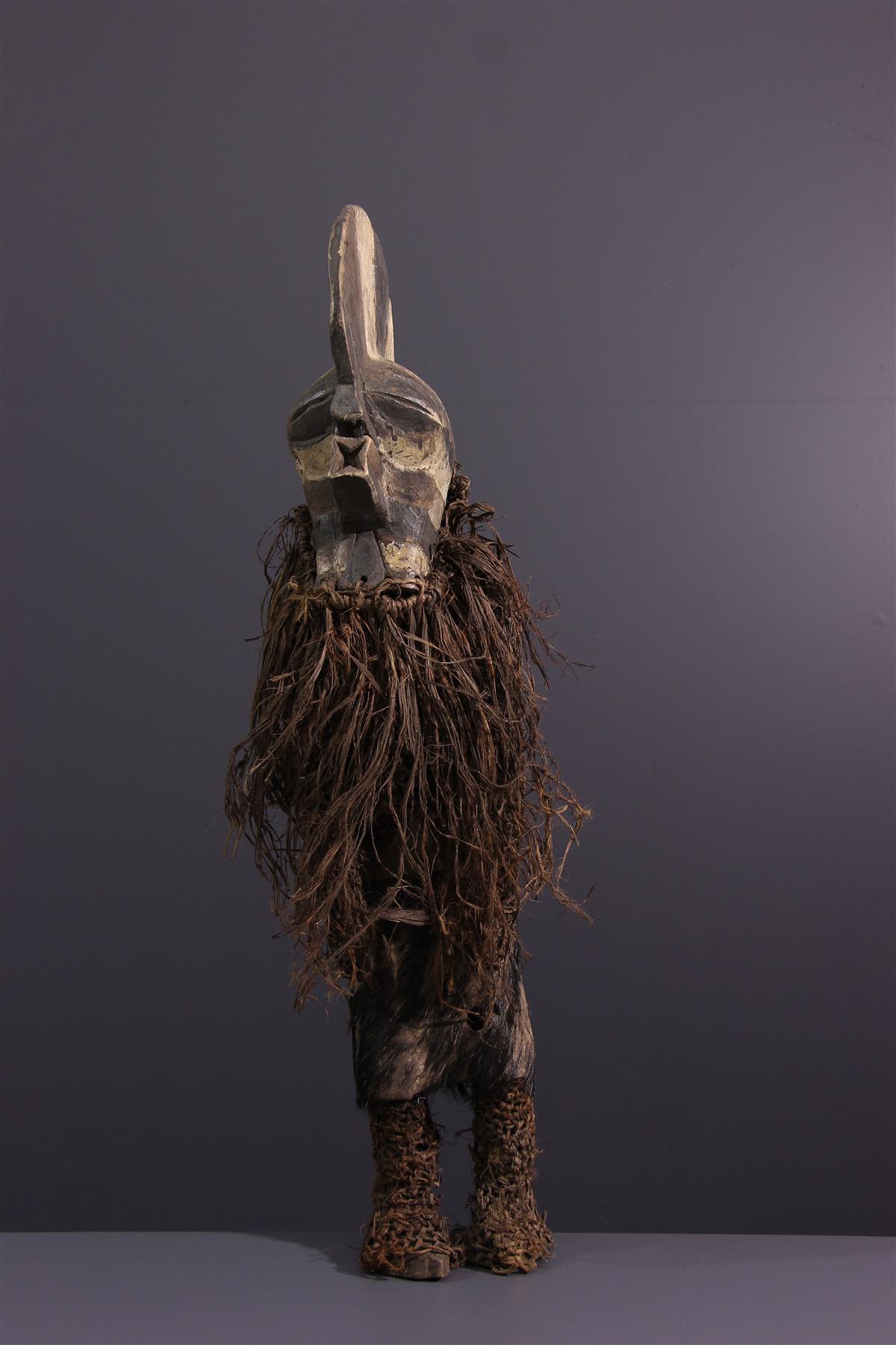 Songye Kifwebe figure - Art africain