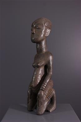 Statue d ancêtre Ngeende