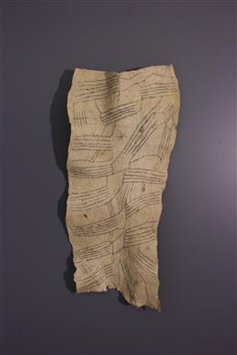 Art africain - Textile Pongo des pygmées dIturi