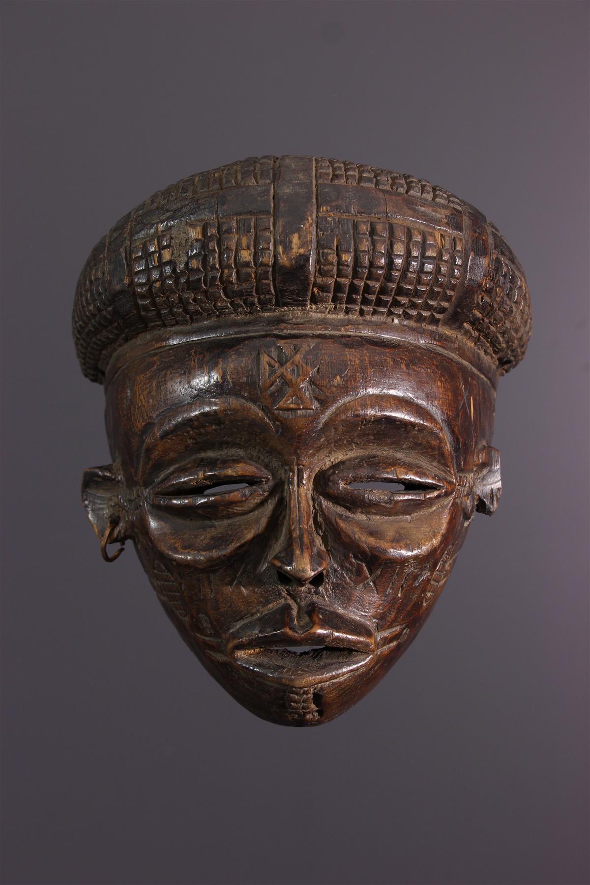 Masque Lovale - Art africain