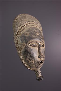 Masque Baule Kpwan du Goli