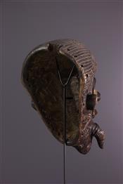 Masque africainMasque Bena Lulua
