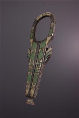 Art africain - Masque Douala Nyatti