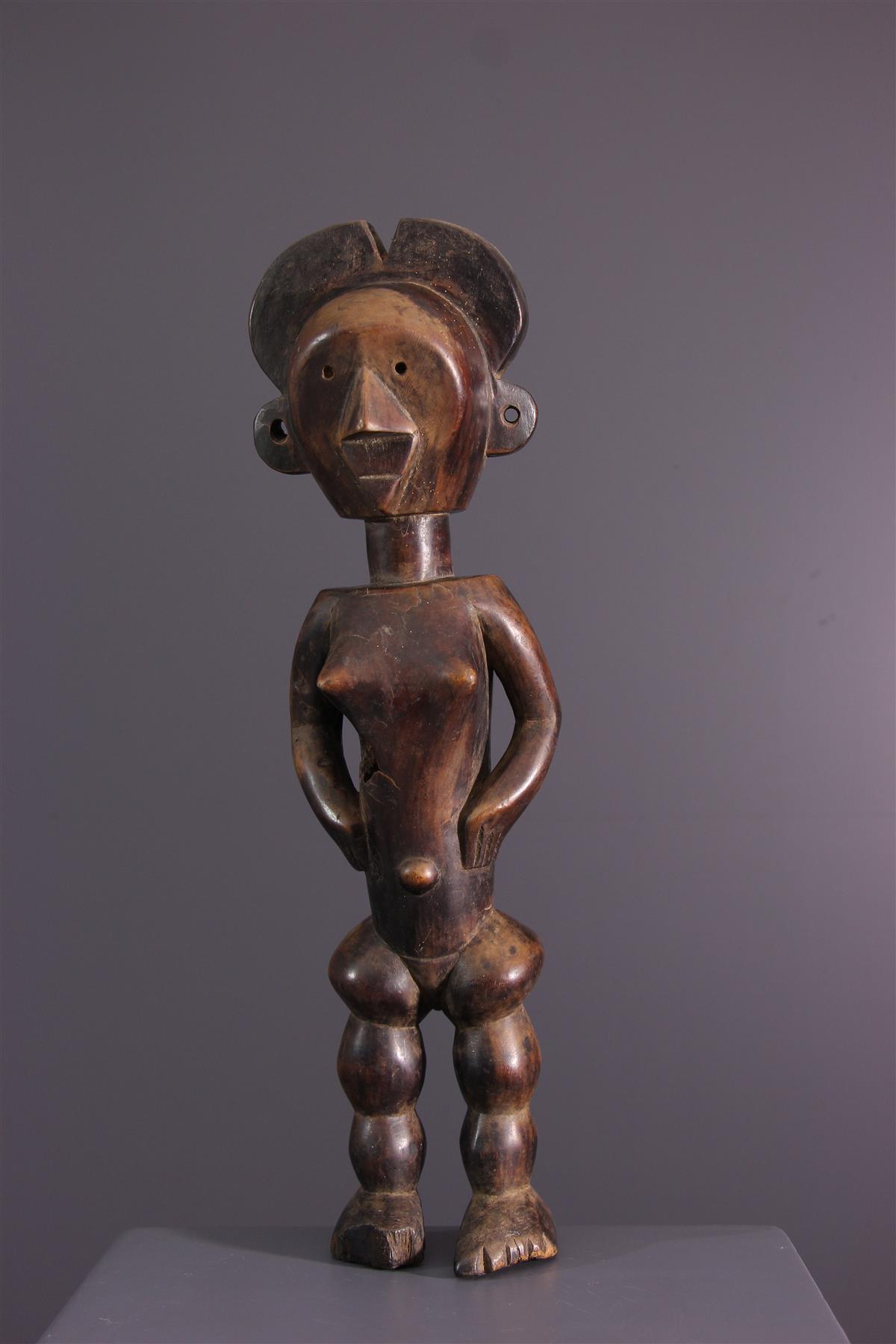 Statue Boa - Art africain