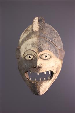 Art africain - Masque Kongo Yombe