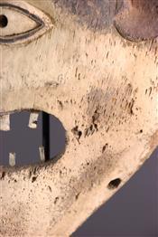 Masque africainMasque Kongo