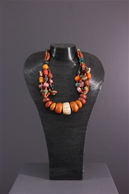 Art africain - Collier tribal Amazighe