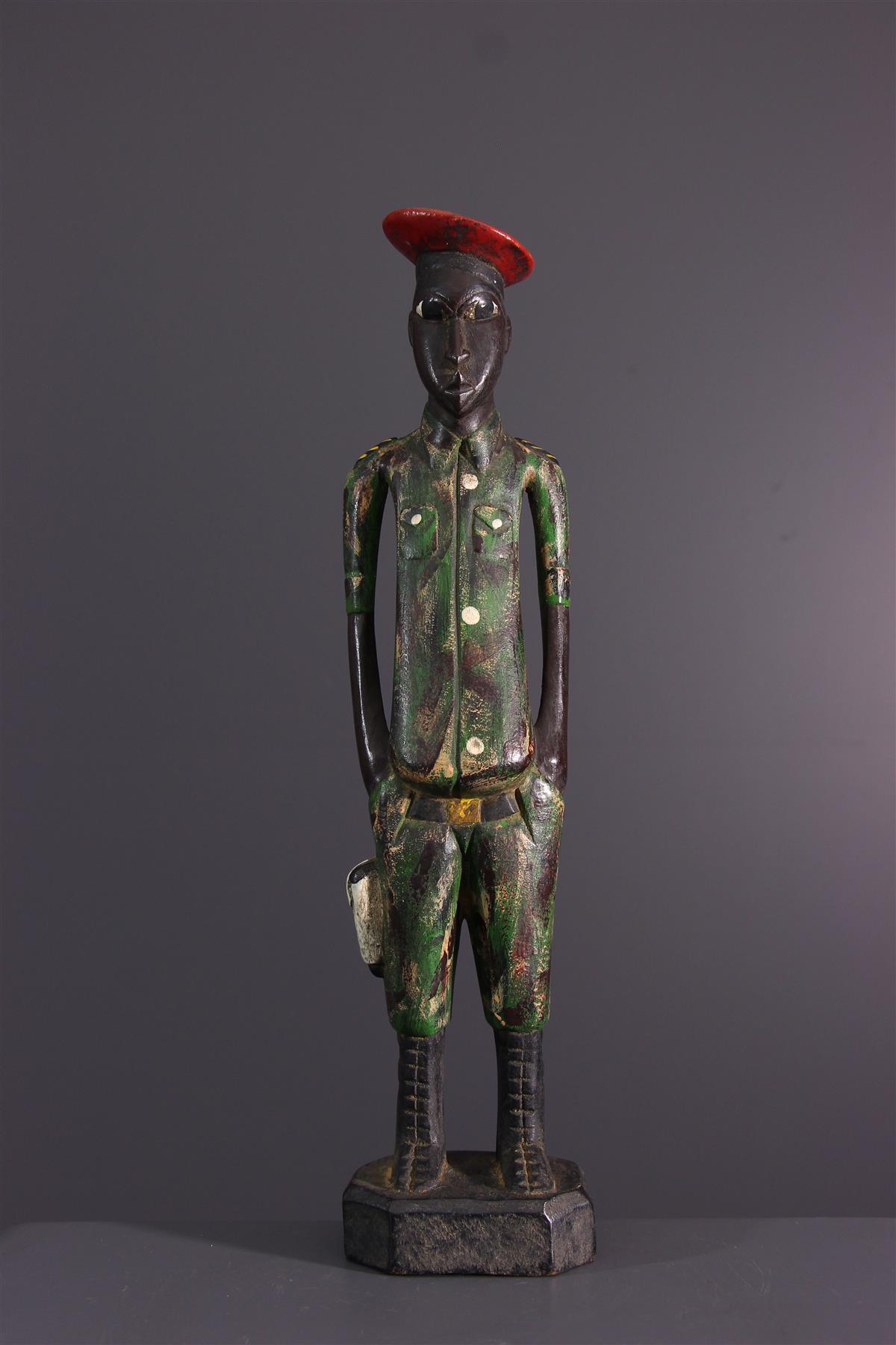 Colon Baoule - Art africain