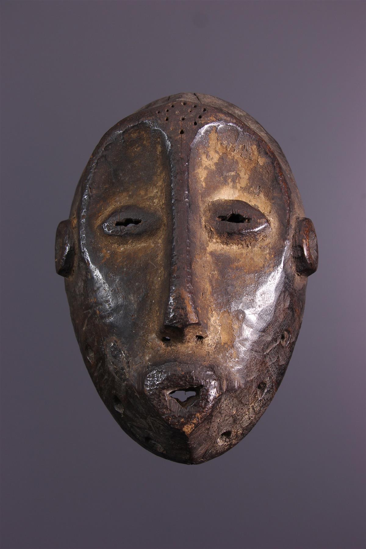 Masque Lega - Art africain