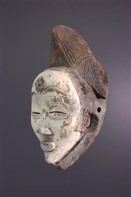 Art africain - Masque Punu
