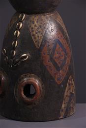 Masque africainMasque Kurumba
