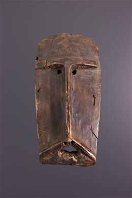 Art africain - Masque Lega Lukwakongo