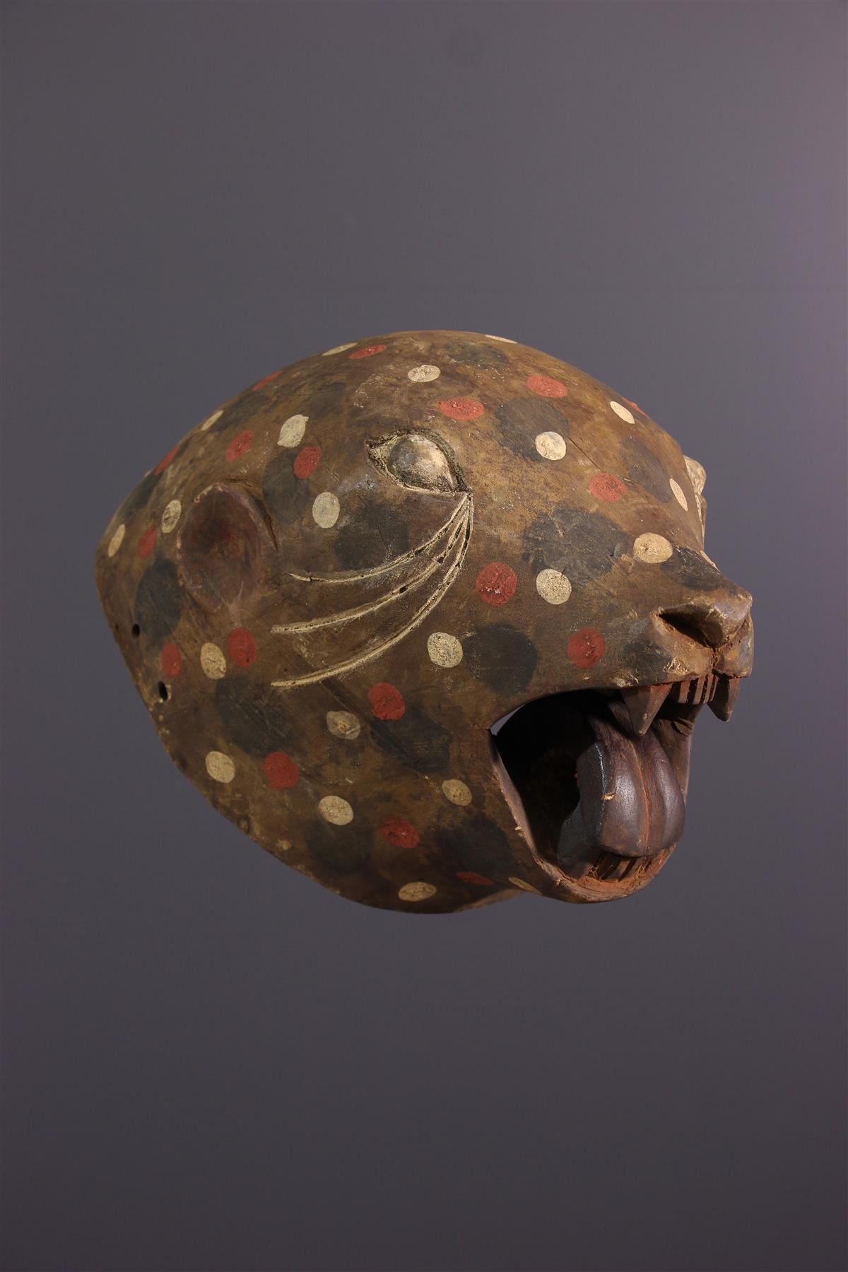 Masque Zela - Art africain