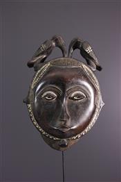 Masque africainMasque Yaure