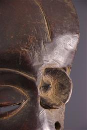 Masque africainMasque  malade