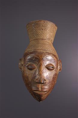 Masque Mangbetu