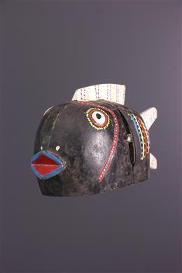 Art africain - Masque marionnette Bozo du Mali