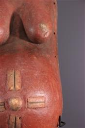 Statues africainesMasque Makonde