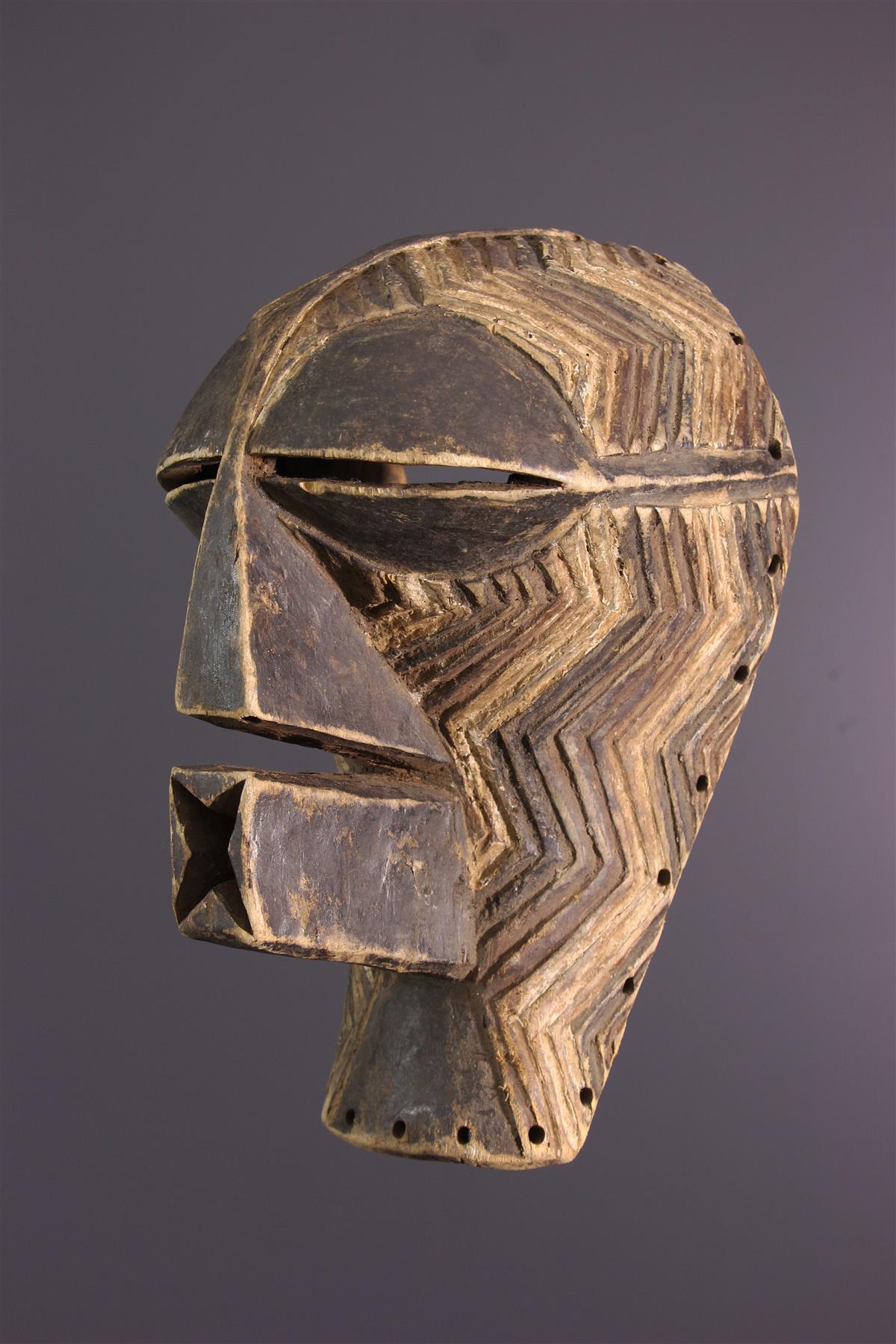 Masque Songye - Art africain