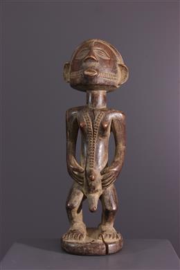 Art africain - Statuette Tabwa Mipasi