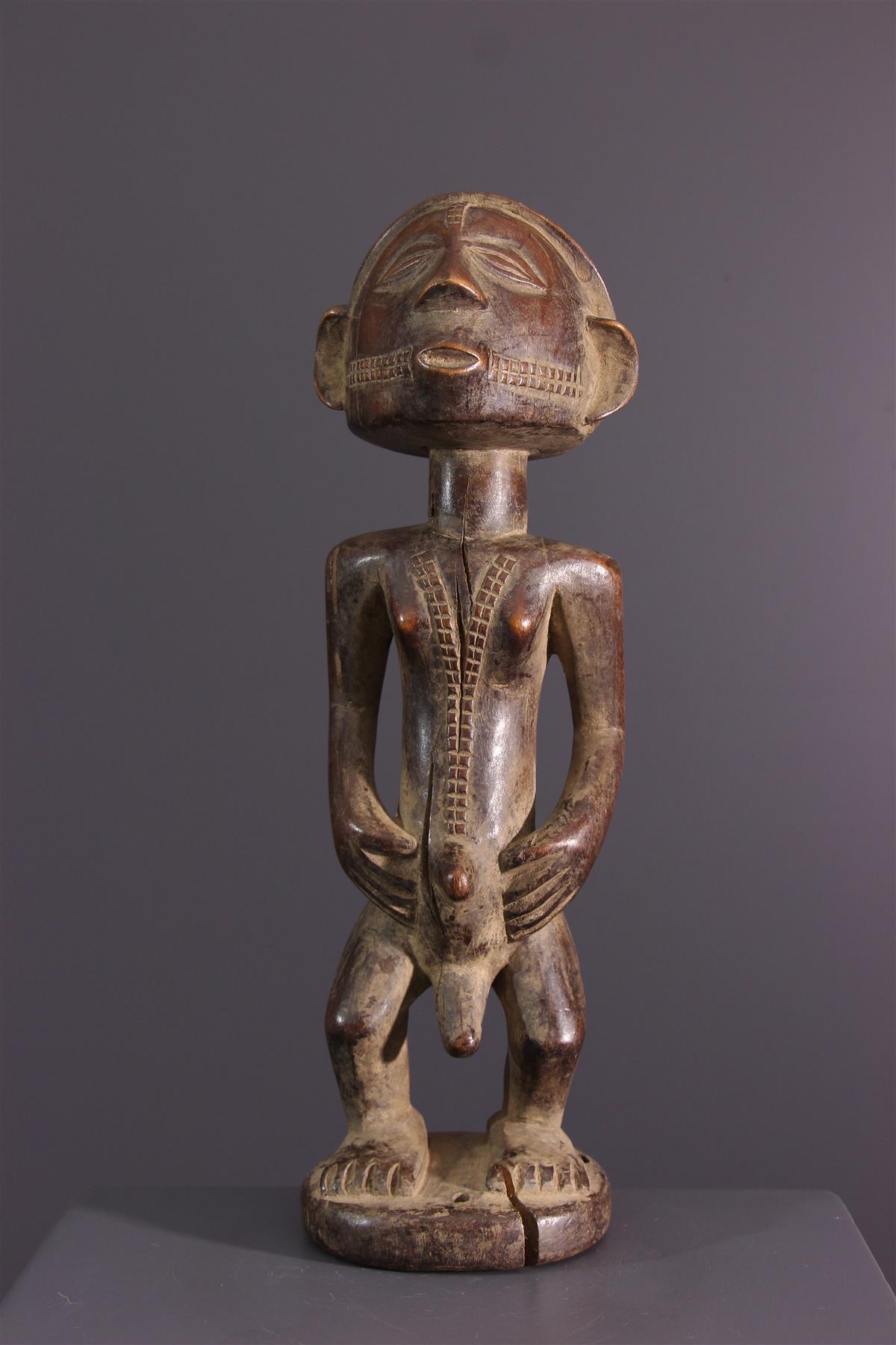 Statuette Tabwa - Art africain