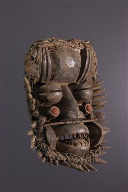 Masque Guéré - Art africain