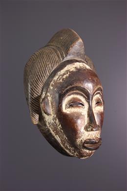 Art africain - Masque Punu Okuyi