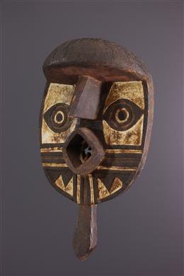 Art africain - Masque animalier Bwa