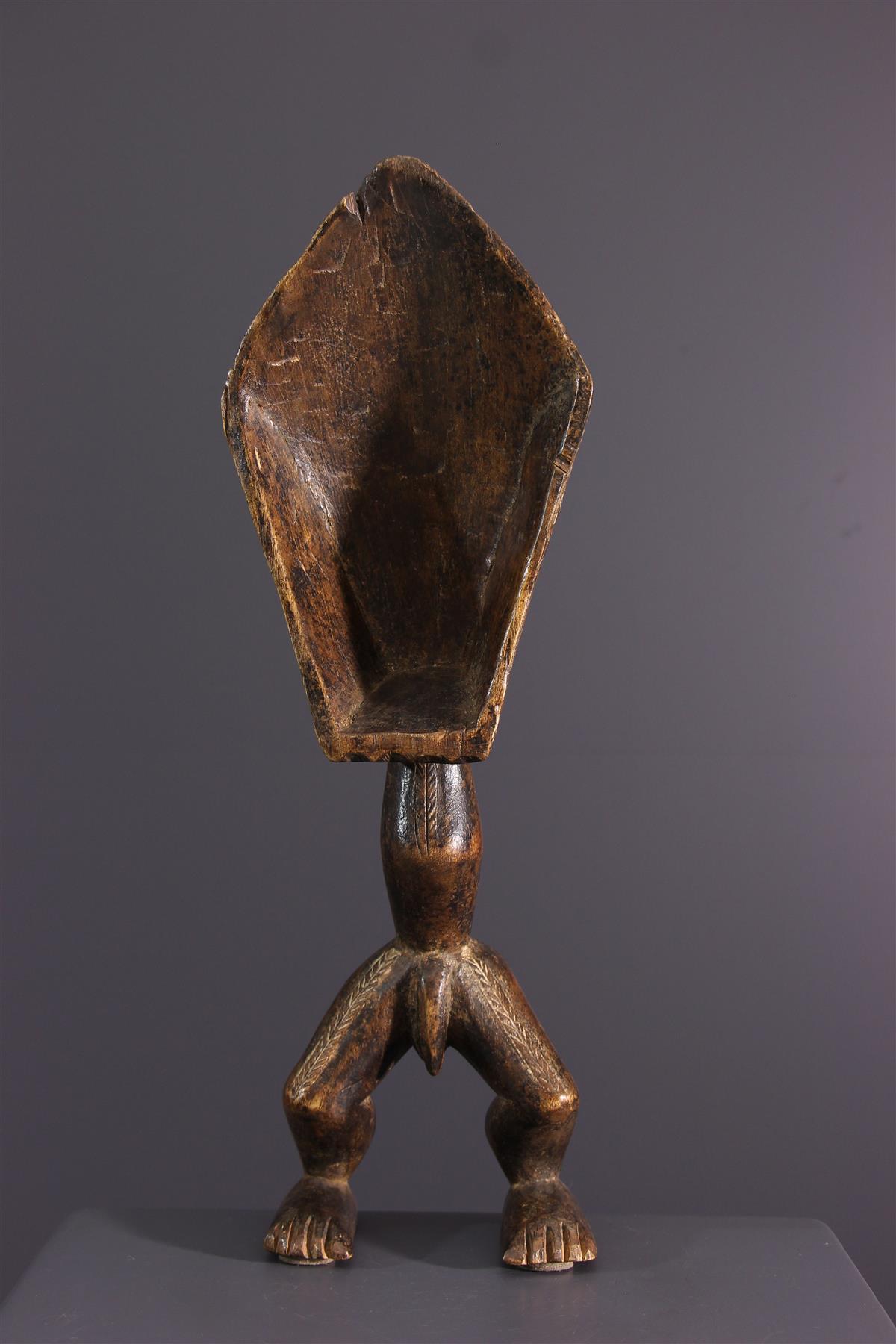 Cuillère Dan - Art africain