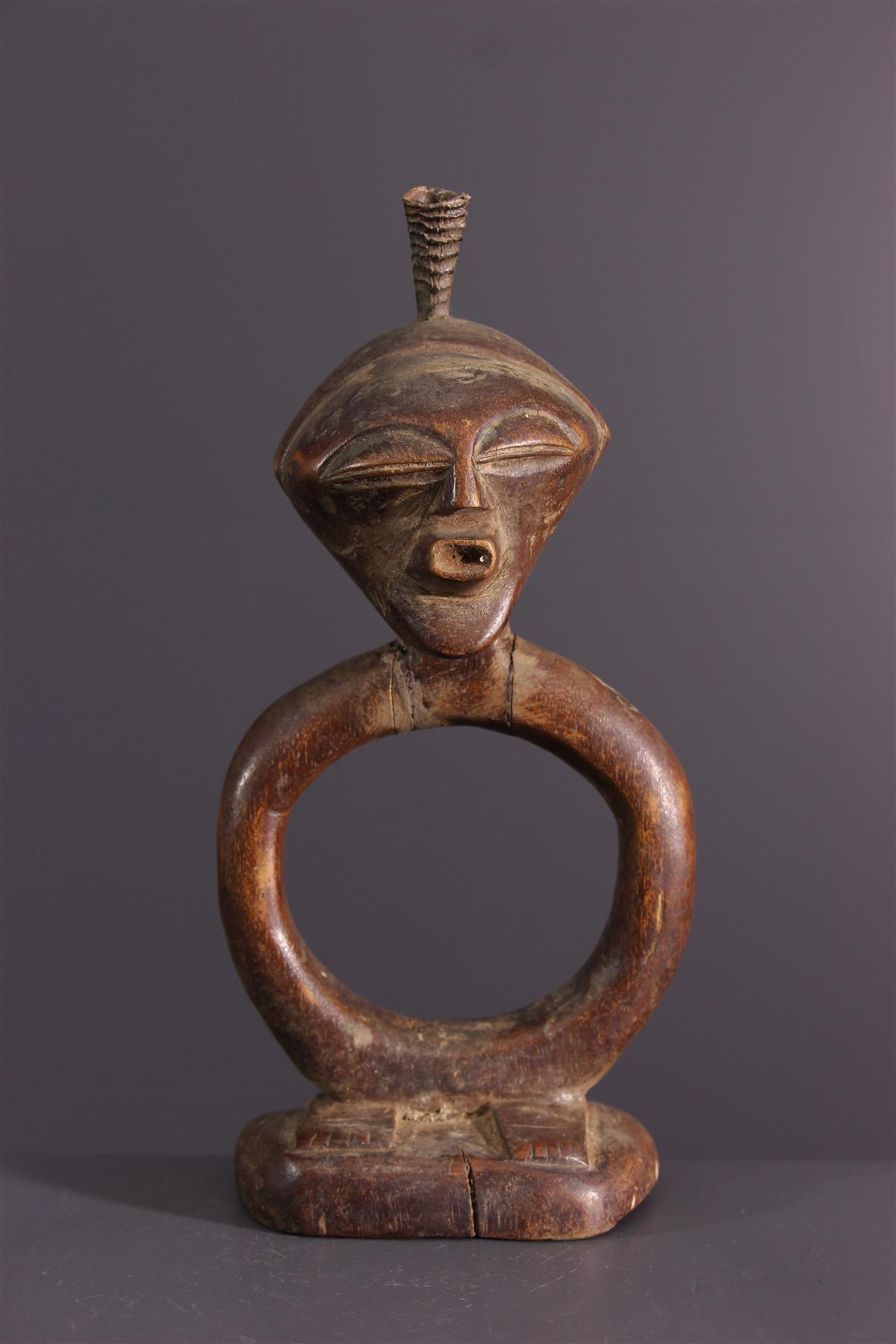 Oracle Songye - Art africain