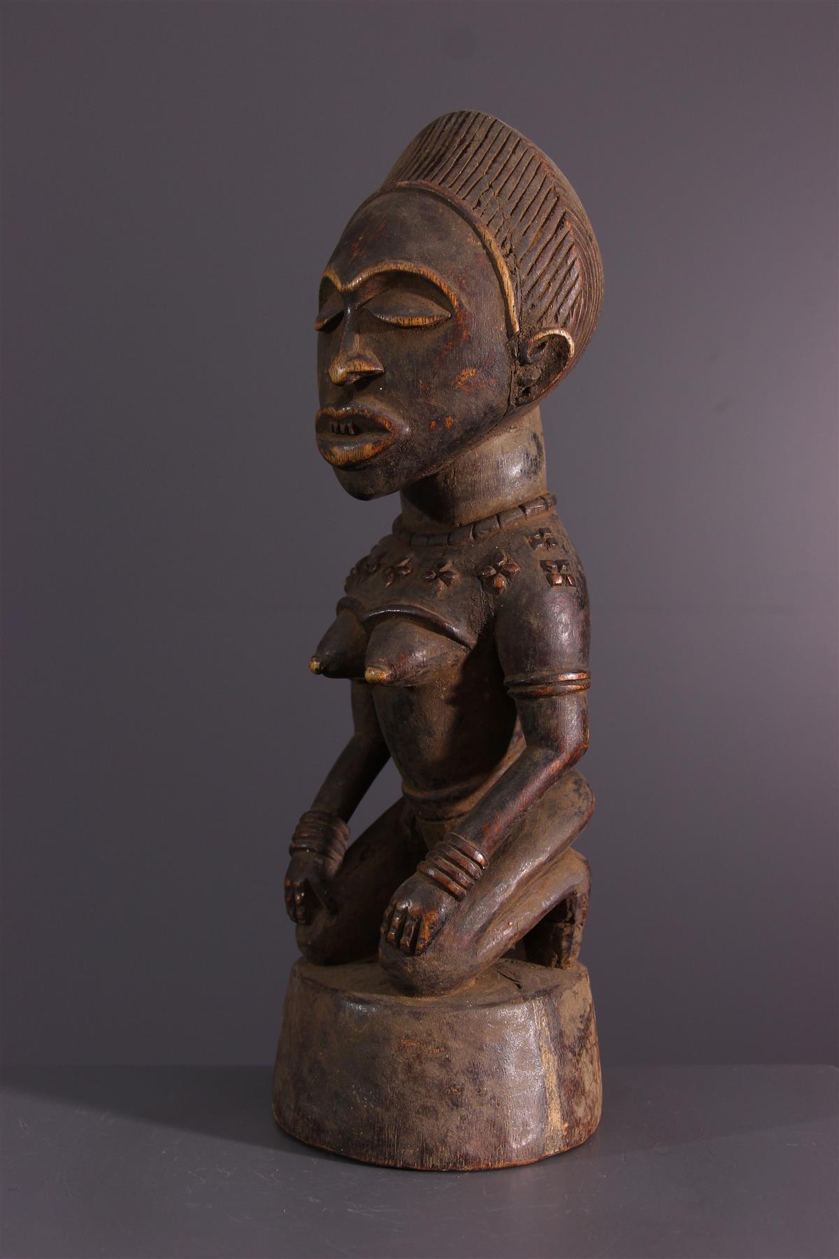 Statuette Phemba - Art africain