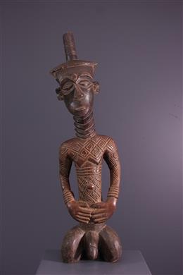 Statue d ancêtre Ndengese Totshi