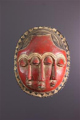 Masque Baule, Baoule