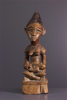 Figure de maternité Pfemba Kongo