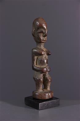 Statuette talisman Lobi Buthib