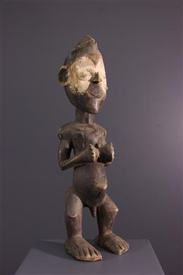 Statue Zombo - Art africain