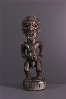Art africain - Statuette fétiche Songye Nkisi