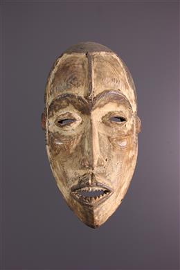 Art africain - Masque facial Okua Idoma