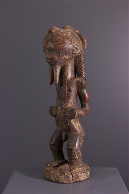 Art africain - Figure dancêtre Luluwa