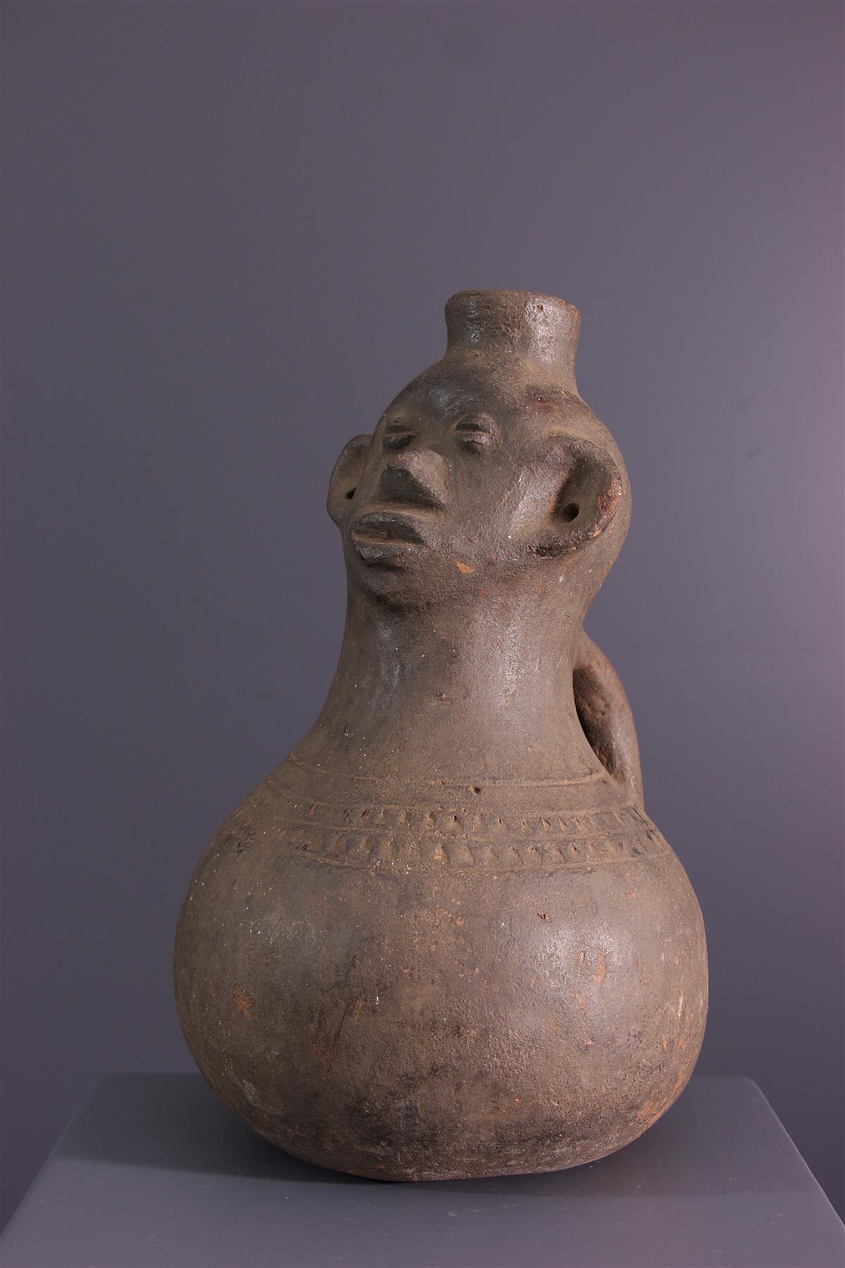 Poterie Zande - Art africain